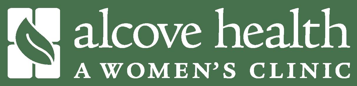 Alcove Health Logo White