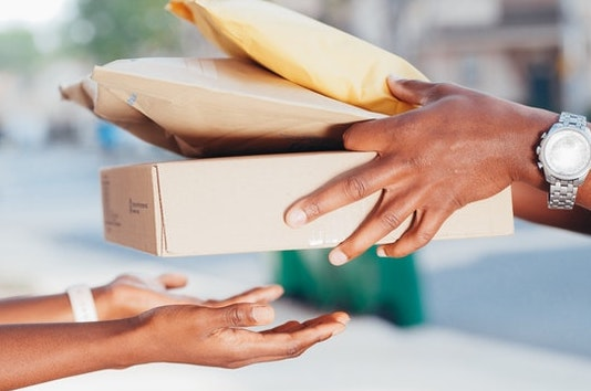 Woman having abortion pills delivered discreetly in the mail